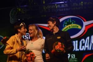 Transvulcania 2014 - Womens podium