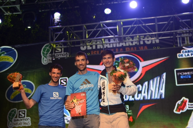 Winners Transvulcania 2014