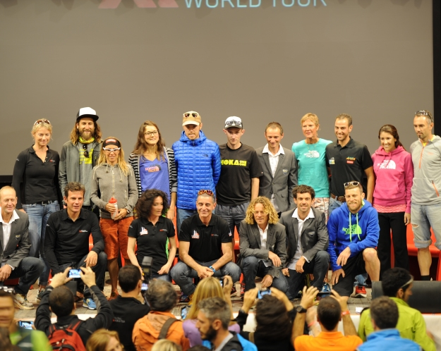 Lavaredo Ultra Trail 2014 Pre Race Press Conference