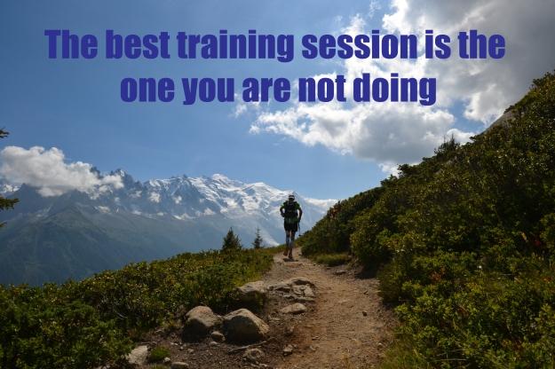 Best Training Session