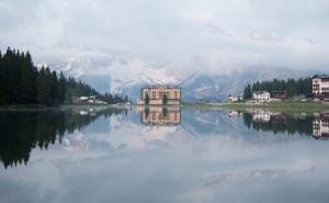 Lago Misurina - Italian Dolimites - June