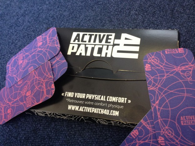 IS IT ACTIVE PATCH 4U ? – OR JUST FOR ME!